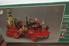 Wilesco Steam Fire Engine. D305 mint boxed