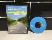 Microsoft Autoroute 2007