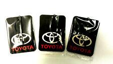 Toyota Avensis,Corrola, Aygo, Pruis, Yaris * Car Air-fresheners Deal 3 for £4.99