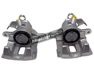 FITS RENAULT TRAFIC 2 FROM 2001 REAR LEFT & RIGHT BRAKE CALIPERS - NEW