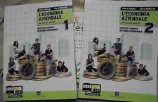 L' ECONOMIA AZIENDALE VOL.1+2 PRIMO BN - P.GHIGINI C.ROBECCHI - SCUOLA & AZIENDA