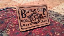 CBG Cigar Box Guitar Pickup, 3/4 string humbucker, low profile, easy install USA