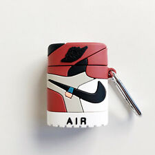 Nike design Sneakers Airpods case cover Hülle Schutzhülle Airpod Off White