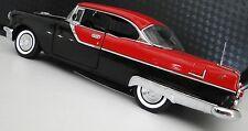 1950s Pontiac Rare Vintage Sport Car 1 24 Scale Carousel Red Metal Model 18