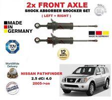Für Nissan Pathfinder 2.5 Dci 4.0 2005- > 2x Vorne Links Rechts Stoßdämpfer Set