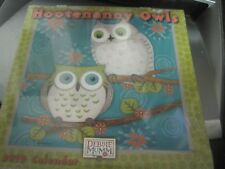 2019 Hootenanny Owls Mini Calendar : By Sellers Publishing