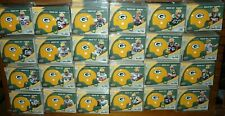 SET LOT OF 24 AARON RODGERS COMPLETE RELIC GREEN BAY PACKERS JORDY NELSON ROOKIE