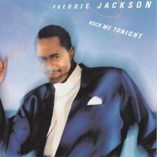Freddie Jackson - Rock Me Tonight - Freddie Jackson CD SOVG The Fast Free