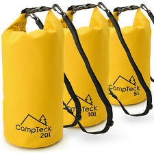 5L 10L 20L Waterproof Dry Bag Storage Dry Sack Hiking Camping Kayaking Fishing