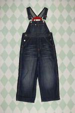 H&M &denim Jeans-Latz-Hose D 116 denimblau