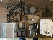 sony alpha a6400 mirrorless digital camera BODY ONLY + accessories