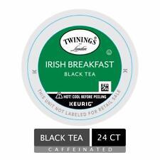 New listing Twinings of London Irish Breakfast Tea K-Cups for Keurig, 24 Count