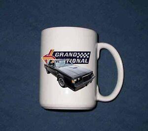 New 15 Oz. 1985 Buick Grand National mug