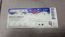 Sammler Used Ticket MINT #16 Chile Germany Deutschland Finale Final Confed Cup
