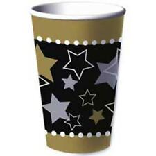 Hollywood Themed Party 16 oz Paper Beverage Cups 8 Per Package Party Supplies