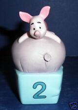 Enesco Winnie the Pooh Figurine- Piglet #2- New in Box-  RETIRED- #1027683