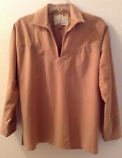 Vintage Trego's Westwear Suede Top Western Size 16 ~ Made In USA