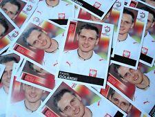 Panini EURO 2008 Polen Ukraine - Update Sticker Pawel Golanski