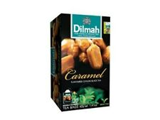 Dilmah CARAMEL tea- 20 tea bags- Made in Germany FREE US SHIPPING