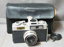 25- APPAREIL PHOTO ARGENTIQUE :MEIKA EL 104 - 50 mm MADE IN JAPAN