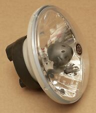 Harley original phares utilisation en verre clair lumineuse réflecteur 5 3/4 pouces