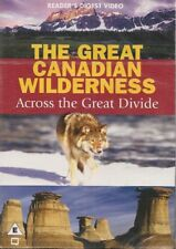 The Great Canadian Wilderness DVD Across The Great Divide All Regions DVD