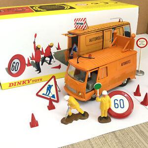 Dinky Toys 570A - Peugeot J7 Autoroutes, Atlas