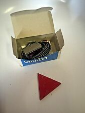 Omron E3L-DS50E4-50 Laser Photoelectric Switch NEW IN THE BOX WITH HARDWARE