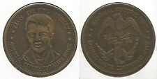 Elvis The King Presley Official Commemorative Medal