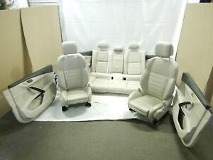 Peugeot 508 Sitzausstattung komplett mit Sitzheizung 5-Türer Limousine , Ledersi