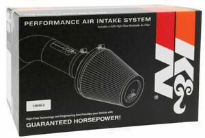K&N 57-2552 Performance Engine Cold Air Intake CAI for Ford Ranger Mazda B2300