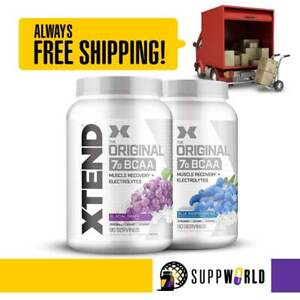 Xtend BCAAs 90 Serves TWIN PACK - Amino Acid Intra Workout Endurance & Recovery