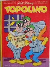 Topolino n°1157 [G.273] - BUONO –