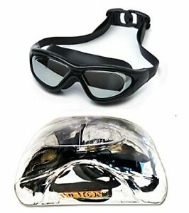 Latest Design Anti Fog UV Protect Black Swimming Goggle for swimming gifts