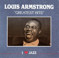 Louis Armstrong - Greatest Hits  [ CD Jazz Compilation Reissue Mack The Knife ]