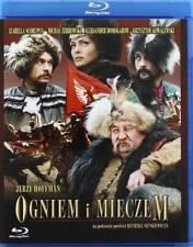 Ogniem i mieczem (Blu-ray) Jerzy Hoffman (Shipping Wordwide) Polish