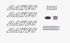 Dawes Galaxy Bicycle Decals-Transfers-Stickers n.12