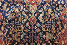 Authentic Wool Rnrn-50 4'4'' x 7'5'' Persian Jozan Rug