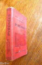 GUIDE MICHELIN REGIONAUX Pyrénées - Côte d'Argent  1932-1933