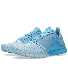Nike Free Inneva Woven II SP Blue Trainers Sz 12 UK 813040 440