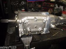 HOLDEN MONARO GTS 350 HQ MUNCIE 4 SPEED GEARBOX 2.52 LOTS NEW PARTS GM