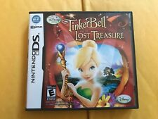 Nintendo DS Tinker Bell And The Lost Treasure < Tested >