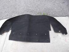 1999 - 2005 MAZDA MIATA REAR CARPET BLACK, OEM