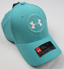 7d3667a6 NWT Under Armour Men's Jordan Spieth Tour Cap Hat Teal Punch SM/MD M/