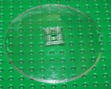 Lego Star Wars Clear Dish 10x10 Inverted ref 50990a/set 7670