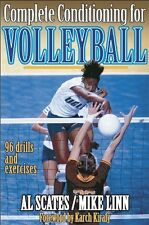 Complete Conditioning for Volleyball (Complete Conditioning for Sports Series) b
