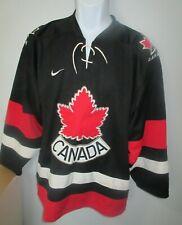 Mens Nike Team Canada 2002 Olympics Olympic Games IIHF Hockey Jersey  sz. S  EUC
