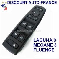Interrupteur de leve vitre électrique commande Renault Fluence Megane 3 Laguna 3