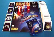 PANINI Champions League 2010/11 Komplettset + Leeralbum + Tüte