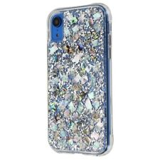 Case-Mate Karat Pearl Series Case for Apple iPhone XR - Clear / Pearl